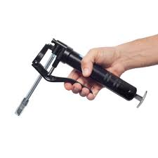 how to load a mini grease gun